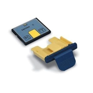 FR2 AED Data Card and Tray