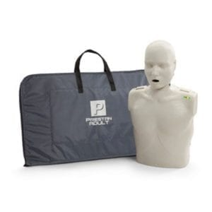 prestan manikin with cpr monitor