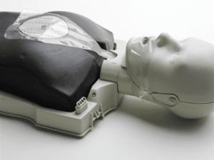 prestan manikins at Georgia CPR